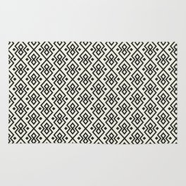 Geometric Pattern Islamic Art II Rug