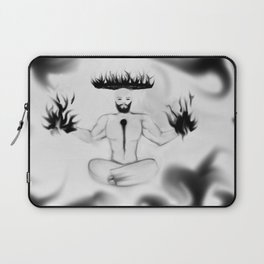 Death To Self Laptop Sleeve