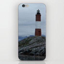 Lighthouse of the end iPhone Skin