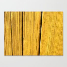 Wood Finish Canvas Print