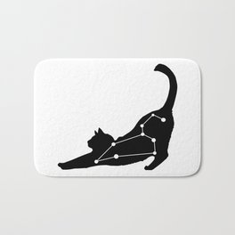 leo cat Bath Mat
