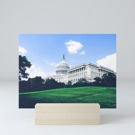 Beautiful Politics Mini Art Print
