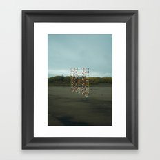 Mahalo Framed Art Print