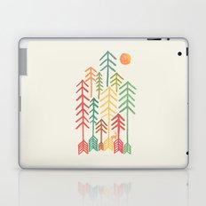 Arrow forest Laptop & iPad Skin
