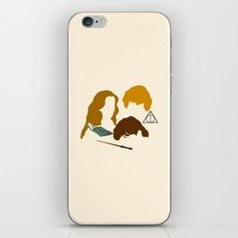 Wizard Trio iPhone Skin