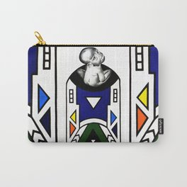 NDEBELE Carry-All Pouch