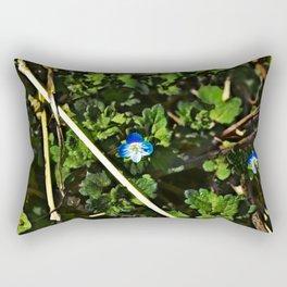 Persian Speedwell 2 Rectangular Pillow