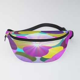 Light behind cheerfulness ... Fanny Pack