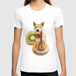 Ukulele Siu Gut  T-shirt
