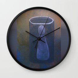 Little Can of Fuck-ups Wall Clock