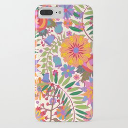 Just Flowers Lite iPhone Case