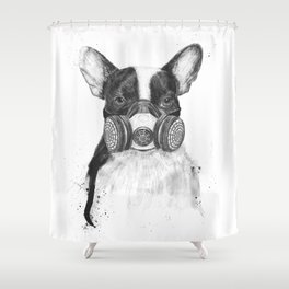 Big city life Shower Curtain
