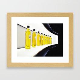 olive oil Framed Art Print