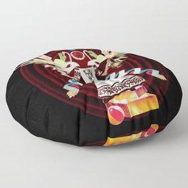 Being of Light Floor Pillow