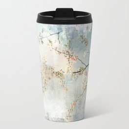 Stretching into the Sky Travel Mug