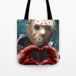 Love, Jason Tote Bag