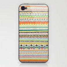 Pattern No.3 iPhone & iPod Skin