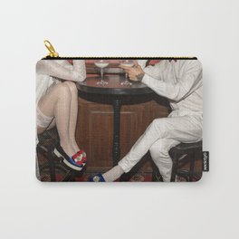 I'd like to take you on a date. Sixteen past eight Carry-All Pouch