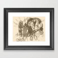 composition 5 Framed Art Print
