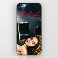 pretty little liars iPhone & iPod Skins featuring Pretty Little Liars Fantasy Ad by Erwan Khatib