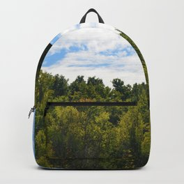 The Trees Above Backpack