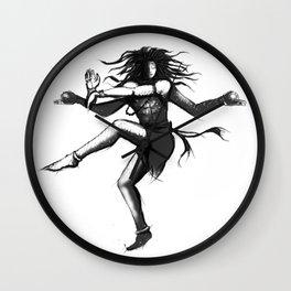 Shiva as Nataraja Wall Clock