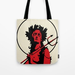 Witch of the night Tote Bag