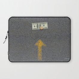 Up Road - Sideline money Laptop Sleeve