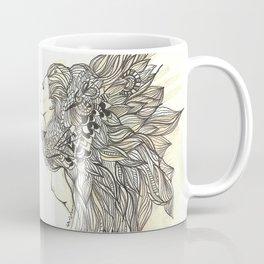 animalia lion Coffee Mug