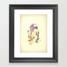 Rodot: Astromech Framed Art Print
