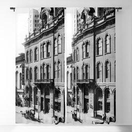 Tammany Hall, New York City. 1914 Blackout Curtain