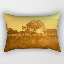 Okavango Delta Rectangular Pillow
