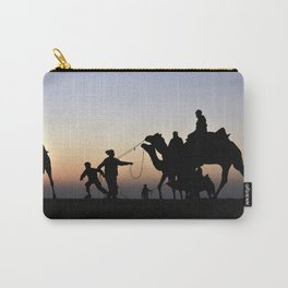 Thar desert, Jaisalmer, Rajsthan Carry-All Pouch