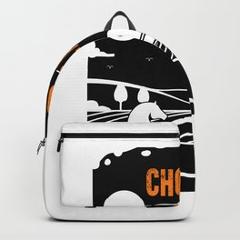 Choose Your Weapon - Chess Gift Backpack