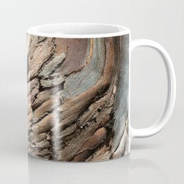 Eucalyptus tree bark texture Coffee Mug