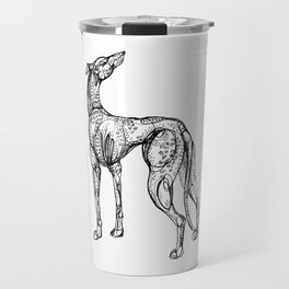 Whippet Travel Mug