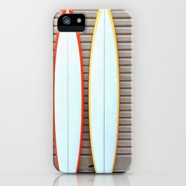 Surfin' iPhone Case