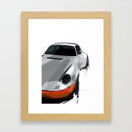 911 Framed Art Print