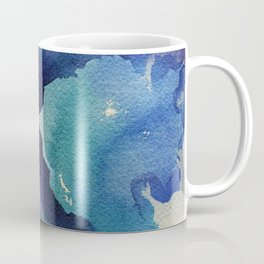 I dream in watercolor B Coffee Mug