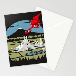 Mazinger Z Institute Stationery Cards