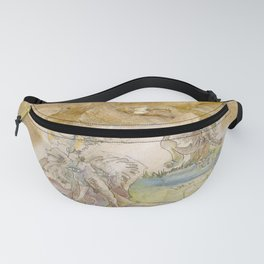 Ancient Bones Fanny Pack