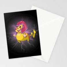Electro Magneto Stationery Cards