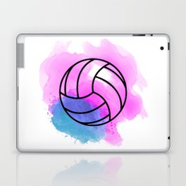 Volleyball Watercolor Laptop & iPad Skin
