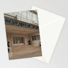 Lisboa Art Deco #04 Stationery Cards