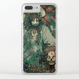 The Sirens den Clear iPhone Case