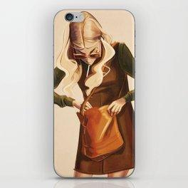 Rummage iPhone Skin