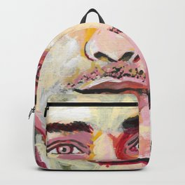 Cracked Paint Backpack