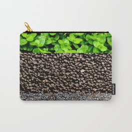 Hemianthus Callitrichoides Carry-All Pouch