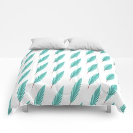 Feather Four Comforters