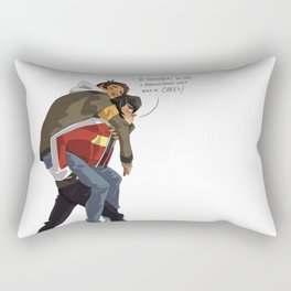 Klance at early stages! Rectangular Pillow